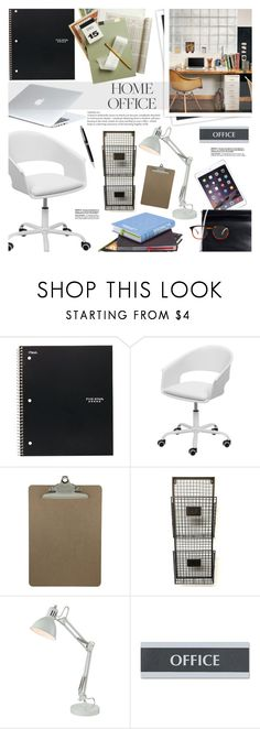"""""""Trabajo desde Casa"""" by makeupgoddess ❤ liked on Polyvore featuring interior, interiors, interior design, home, home decor, interior decorating, GALA, Dyson, U.S. Stamp & Sign and Montblanc"""