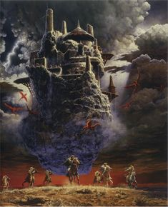 Advanced Dungeons and Dragons Art | Artworks Advanced Dungeons & Dragons: Champions of Krynn Illustration ...