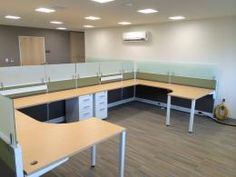Find a local Friant office furniture store to get a quote on affordable office cubicles. Friant Cubicles Lines: Dash, Novo, Verity, & Interra. Office Furniture Stores, Furniture Online, Vet Office, Office Cubicles, Corner Desk, The Good Place, Quote, Home Decor, Corner Table