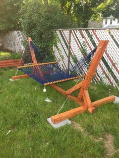 2 Person Backyard Hammock - Best Of 2 Person Backyard Hammock , 15 Inexpensive Diy Hammock Stand Tutorial Guide Diy Hammock, Backyard Hammock, Backyard Landscaping, Hammocks, Hammock Ideas, Outdoor Hammock, Backyard Projects, Outdoor Projects, Garden Projects