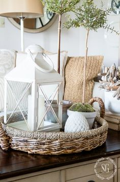 10 EASY WAYS TO ADD SUMMER TO YOUR HOME