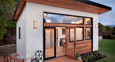 AVAVA Systems sells sustainable, prefab homes perfect for backyards, pocket neighborhoods or other real estate developments. Located in the Bay Area, we ship nationwide.