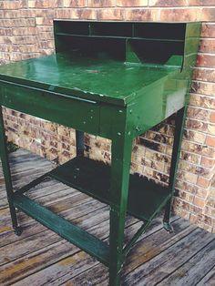 https://www.etsy.com/listing/543237130/vintage-green-industrial-shop-desk-work?ref=unav_listing-other-15