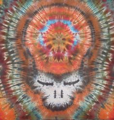 Southwest Steal Your Face Tapestry by MadebyFreaks on Etsy, $40.00