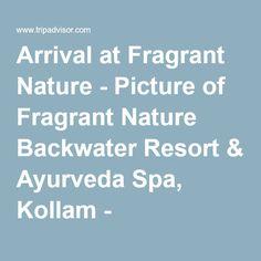 Arrival at Fragrant Nature - Picture of Fragrant Nature Backwater Resort & Ayurveda Spa, Kollam - TripAdvisor