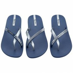New Sandal Ipanema Pair Of Three – Pictures And Where To Buy