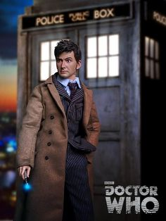 Want this lifelike Dr. Who action figure so hard.