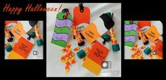 Halloween Treats with Small Viewtainers!