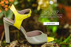 Spring/Summer 2017 - CONDUR by alexandru Leather Shoes, Shop Now, Peep Toe, Spring Summer, Heels, Shopping, Collection, Fashion, Leather Loafers