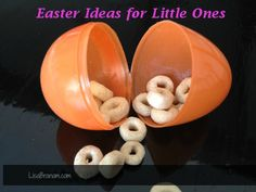 Easter ideas for little ones