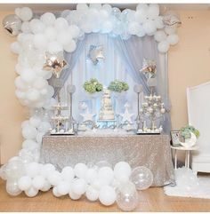 DIY Baby Shower Decorations and Backdrops twinkle twinkle Petite star baby shower Diy Baby Shower Decorations, Boy Baby Shower Themes, Baby Shower Gender Reveal, Baby Shower Games, Baby Shower Parties, Baby Boy Shower, Angel Baby Shower, Star Baby Showers, Twinkle Twinkle Little Star