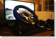Logic3 TopDrive wheel for Project Cars PC