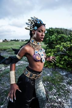 "animekonexpo: "" • Character: Akasha • Film: Queen of the Damned • Cosplayer: Shasam Cosplay • Photographer: Andrew Browne Photography """