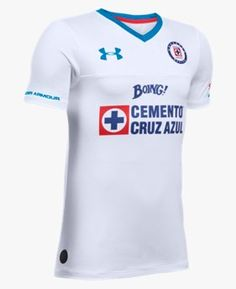 Jersey Cruz Azul 16/17 Away Aficionado para Niño