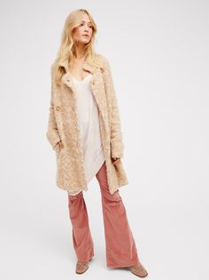 Wild Thing Coat from Free People!