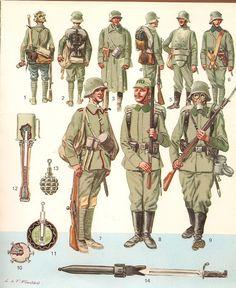 German assault troops 1916-1918