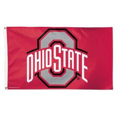 WinCraft Ohio State Buckeyes Deluxe 3' x 5' Flag