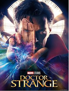 Doctor Strange is an excellent fantasy fiction movie based on the superhero from the Marvel comics