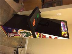 Resultado de imagen de cabinet arcade slim
