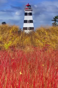 West Point Lighthouse, Prince Edward Island