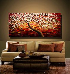 abstract painting Contemporary oil painting by viorelscoropan