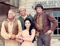 """High Chaparral TV Show Cast 