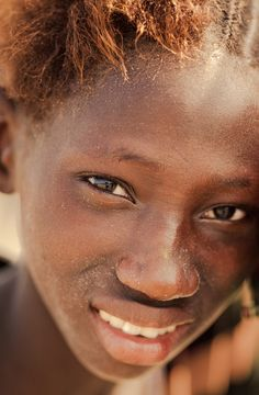 Faces of Gambia by Debbie Martin on 500px
