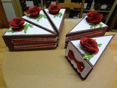 Torte, Schwarzwälder Torte nach Steffi Art,Stempelelemente