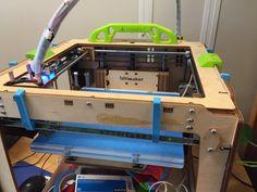 3Dkanjers Lesidee: pimp je 3D-printer. Maak de 3D-printer mooier, sneller en beter.
