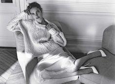 fashion-and-seek: Natalia Vodianova for WSJ...