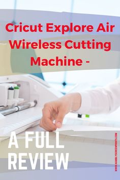 Cricut Explore Air Wireless Cutting Machine: Should You Buy It? Find out the features, pros and cons of this famous wireless technology and know if it's the best choice for your crafty needs! Cricut Explore Air Machine, Smart Set, Craft Cutter, Vinyl Shirts, Vinyl Cutter, Personalized T Shirts, Vinyl Projects, Vinyl Designs, Custom T