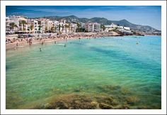 10 Best Barcelona Beaches (Some Clothing-Optional, Some Not): Sitges Beach