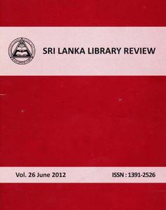 Sri Lanka Library Association.