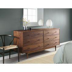 Grove Wood Dressers - Modern Dressers - Modern Bedroom Furniture - Room