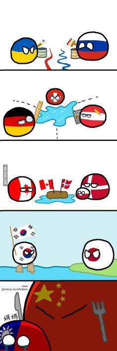 Borders around the world