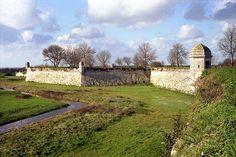 Remparts de Brouage -Charente-Maritime