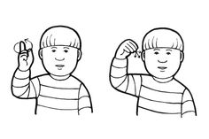 Aurinko (Kuva: Elina Vanninen) School Signs, Sign Language, Fictional Characters, Art, Art Background, Kunst, Performing Arts, Fantasy Characters, Sign Language Art