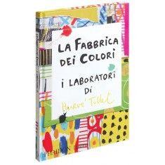 Libro illustrato per bambini e guida a laboratori creativi. L'autore è artista, autore di numerosi bestseller per l'infanzia, anima di atelier pittorici per i più piccoli. Libro per famiglie e educatori.