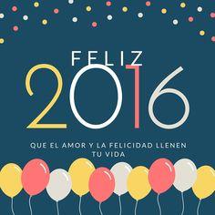 Frases para felicitar el año: que el amor y la felicidad llenen tu vida