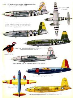 Martin B-26B i C Marauder