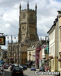 Cirencester - Cotswold - Uk