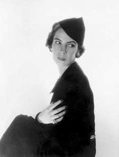 """Baba"" d'Erlanger, principessa Faucigny-Lucinge, 1935"