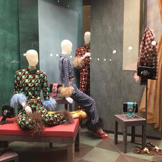 "PRADA, Gallaria Vittorio Emanuela, Milan, Italy, ""Fashion looks better when you feel good on the inside"", photo by Ekaterina Roslayakova, pinned by Ton van der Veer"