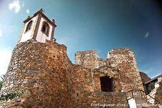 Castelo de Castelo Rodrigo - Portugal by Portuguese_eyes, via Flickr