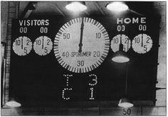 vintage countdown scoreboard basketball - Google Search
