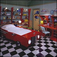 Decorating theme bedrooms - Maries Manor: 50s bedroom ideas - 50s ...