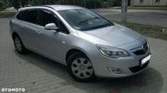 Opel Astra OPEL ASTRA J 1,7 CDTI Nawigacia Zadbany od prywatnego właściciela