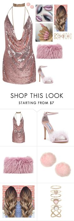 """""""something about me got you hooked on my body"""" by afbdzjm ❤ liked on Polyvore featuring Steve Madden, Mr & Mrs Italy and Accessorize"""
