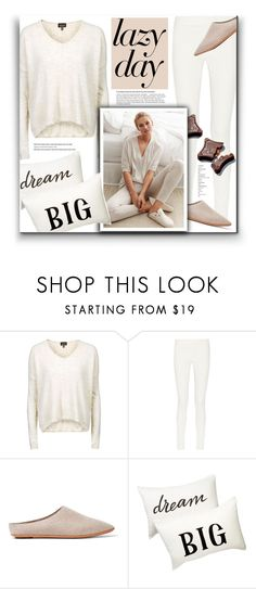 """261. The Big Rest"" by milva-bg on Polyvore featuring Topshop, The Row, Zara Home and Nordstrom Rack"