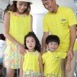 Anne kız baba oğul kıyafet modelleri